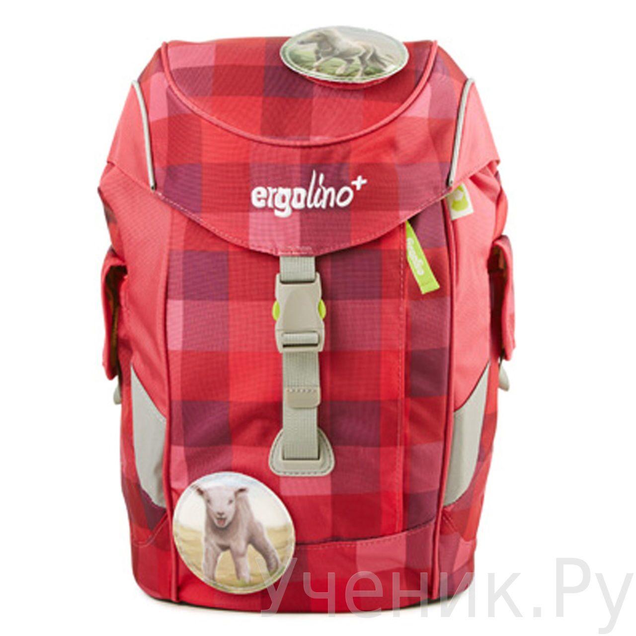 """Детский рюкзак Ergobag для дошкольников модель """"ERGOLINO+"""" Schniekokara Ergobag (Германия) ERL-MAX-001-918"""