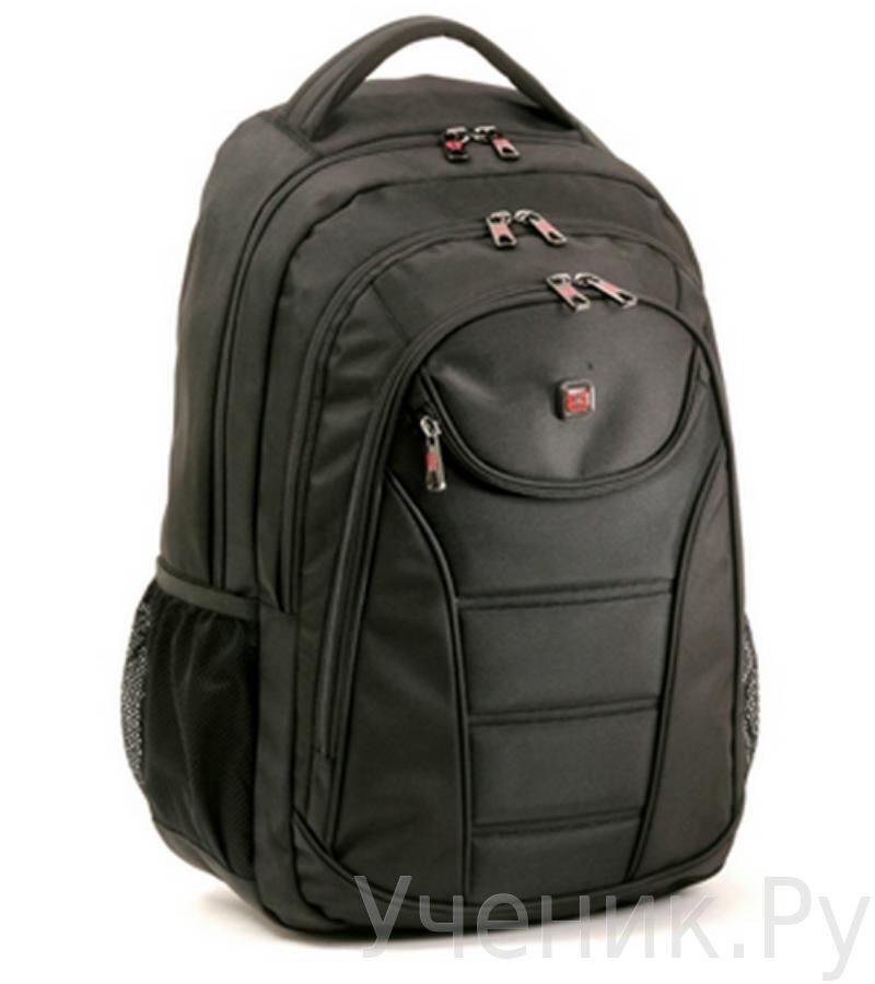 "Молодежный рюкзак ENRICO BENETTI ""Cornell"" черный ENRICO BENETTI (Голландия) 47084"