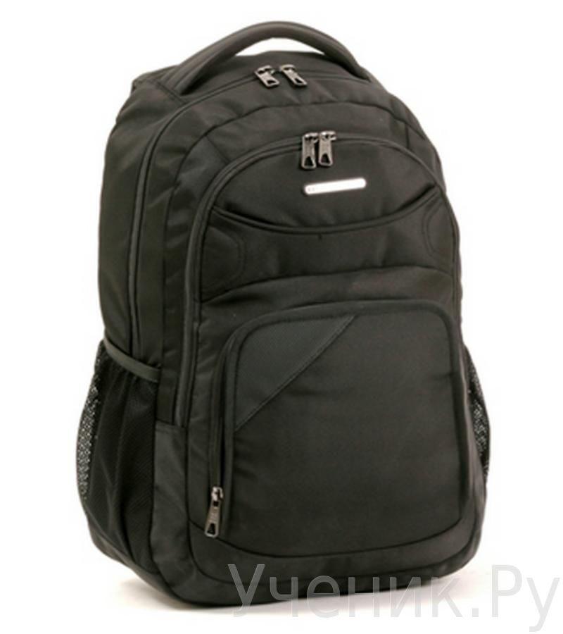 "Молодежный рюкзак ENRICO BENETTI ""Duke"" черный ENRICO BENETTI (Голландия) 47086"