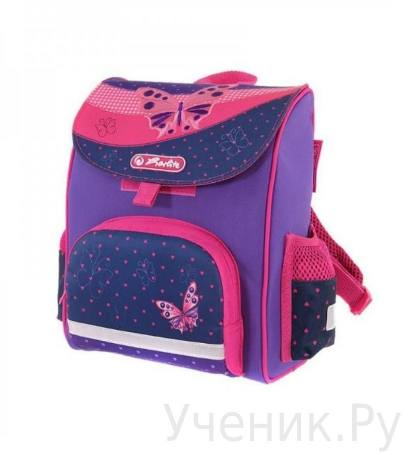 "Ранец детский Herlitz ""Mini Softbag"" BUTTERFLY Herlitz (Германия) 11408309"