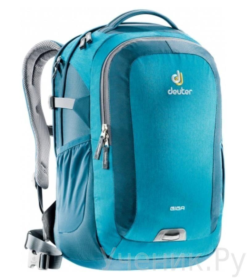"""Молодежный рюкзак Deuter """"Giga"""" бирюзовый Deuter (Германия) 80414-3027"""
