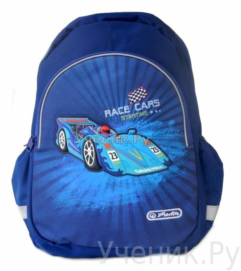 """Детский рюкзак Herlitz """"Race Car"""" Herlitz (Германия) 11352499"""