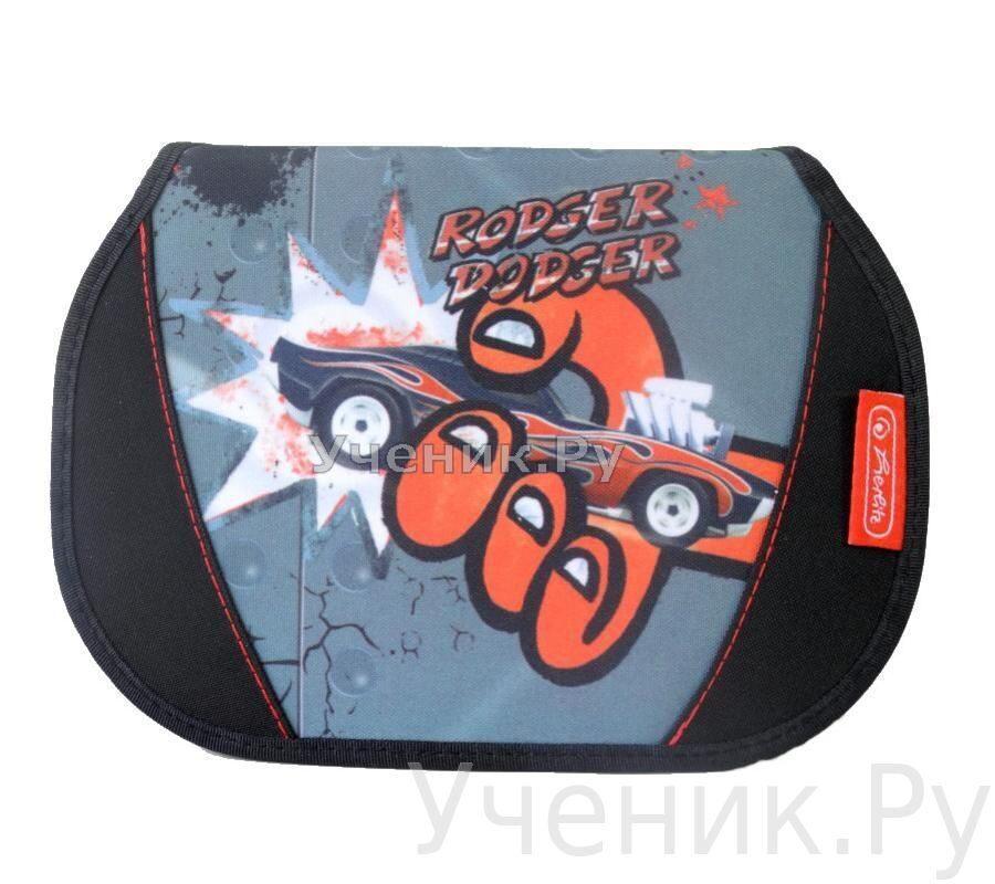 """Пенал школьный Herlitz """"Midi"""" Rodger Dodger Herlitz (Германия) 10993327"""