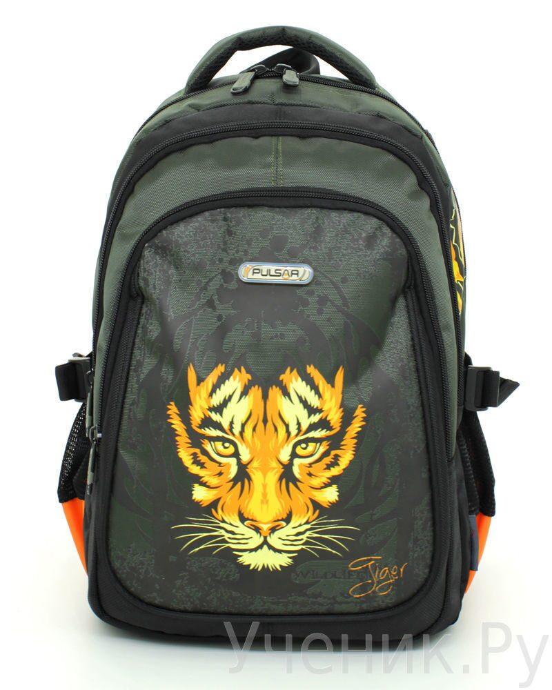 """Школьный рюкзак """"Pulsar"""" TIGER 8049-143"""
