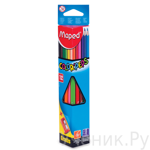 "������� ��������� ""Maped"" 12 ������ Kooh-i-noor (�����) 183213"