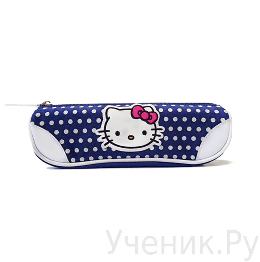 "Пенал-тубус школьный ""Hello Kitty"" ""Classic Blue"" 503-0026-HK/CB"