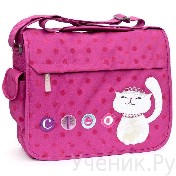 """Школьная сумка LYC SAC """"Kitty Line"""" LycSac (Греция) 21065"""