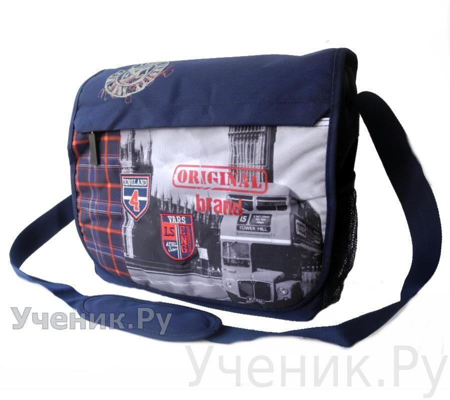 """Школьная сумка LYC SAC """"All Time Line"""" LycSac (Греция) 37365"""