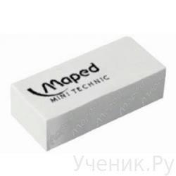 Набор ластиков для карандашей MAPED (Франция) mini technic 3шт. 011300