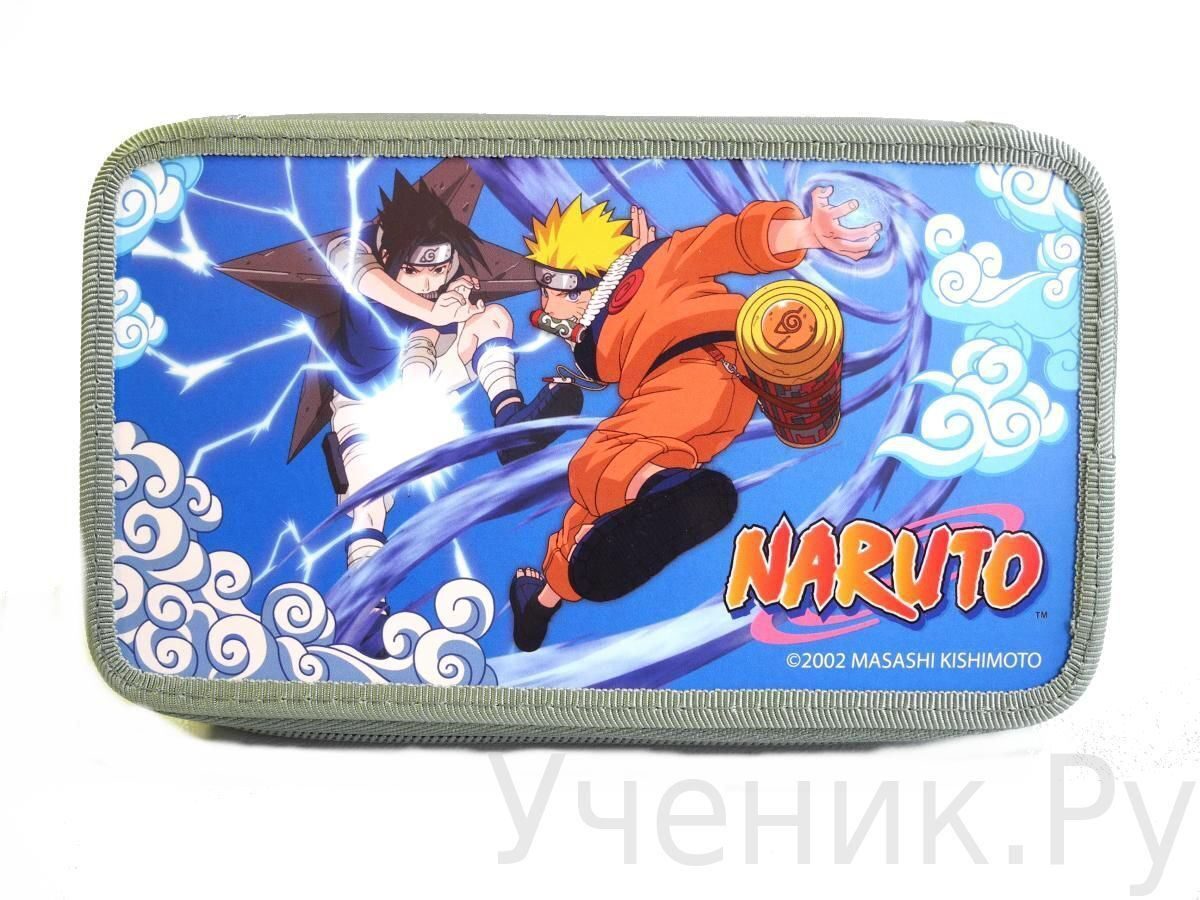 "Школьный пенал ""Naruto"" ПК-11-N"