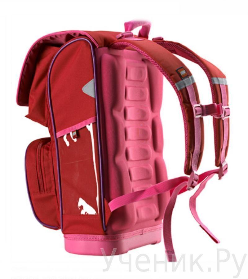 """Школьный рюкзак Lego  """"Sweet Heart """" модель  """"Small Danish School Bag """" (арт:11024) ."""
