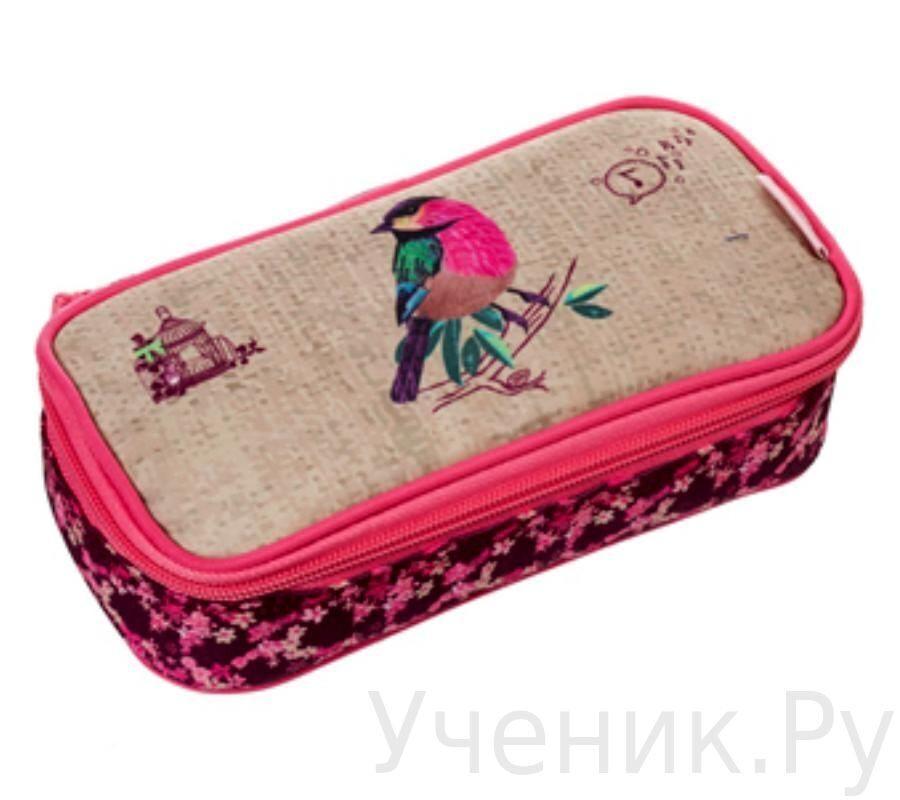 Школьный пенал-хардбокс Belmil BIRD Belmil (Сербия) 335-76/458 BIRD