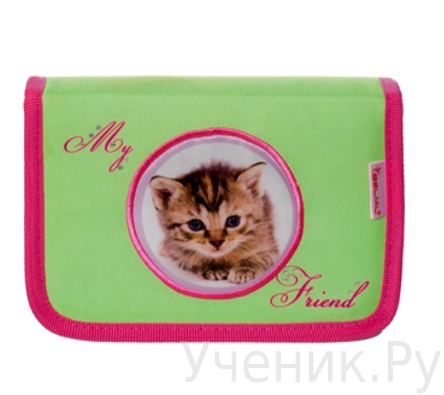 Школьный пенал Belmil CATS Belmil (Сербия) 335-72/437 CATS