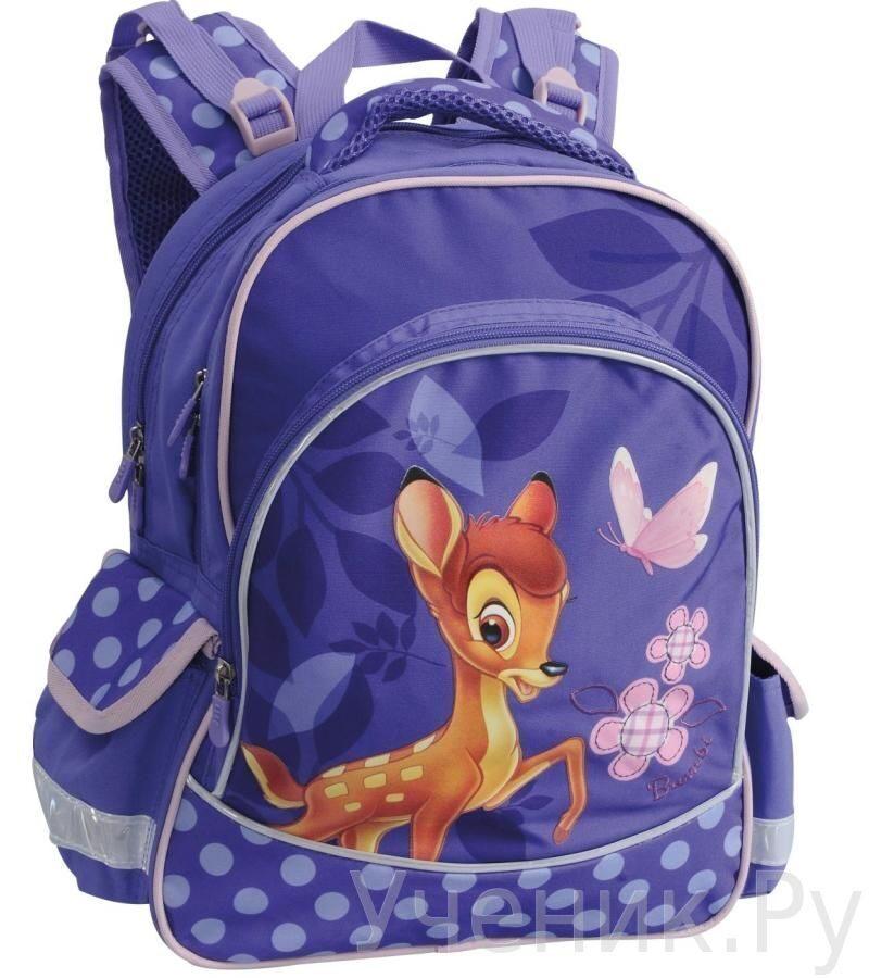 """Школьный рюкзак Erich Krause (Эрих Краузе) """"Bambi"""" Erich Krause (Германия) 37713"""