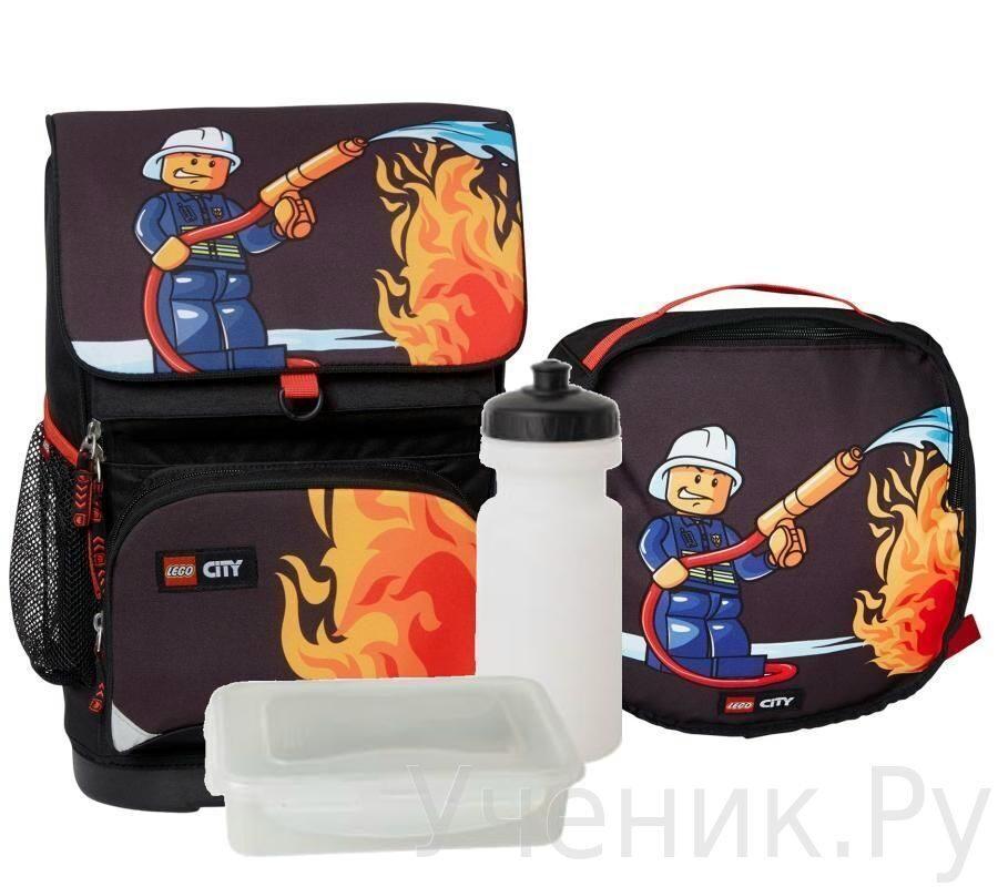 """Школьный рюкзак LEGO модель """"Small School Bag"""" CITY FIRE Lego (Дания) 16021"""