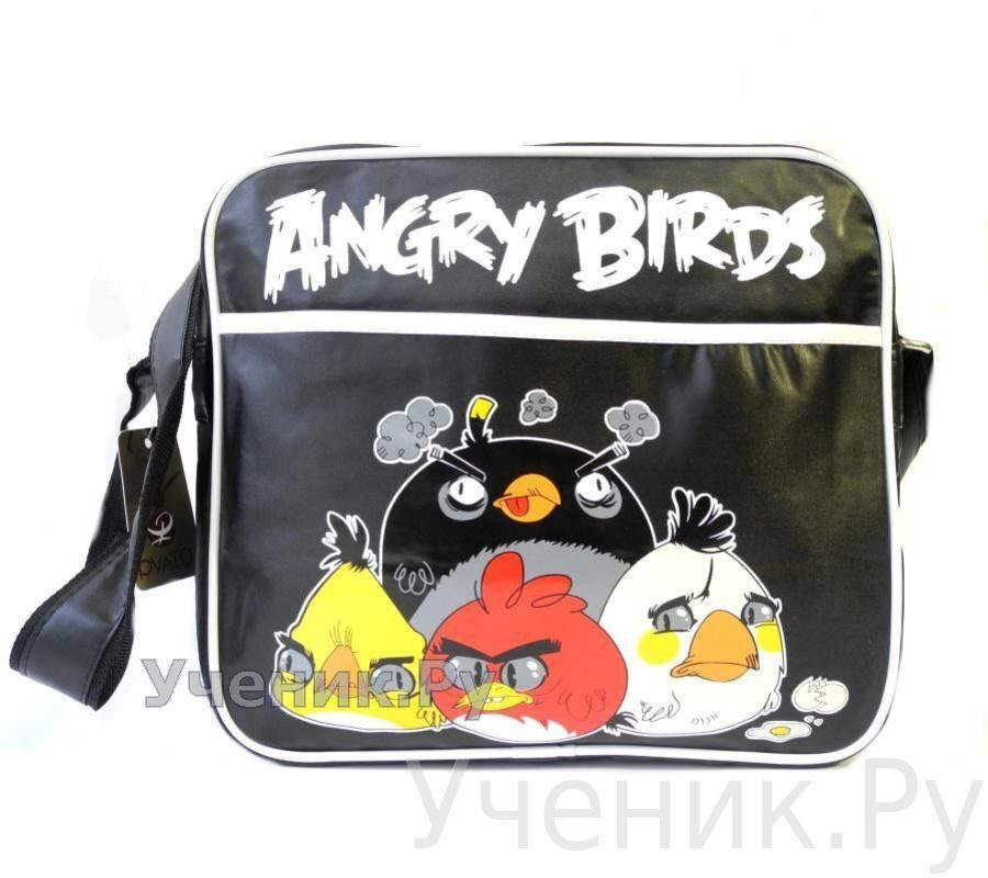 Школьная сумка Angry Birds Umit Canta (Турция) 002