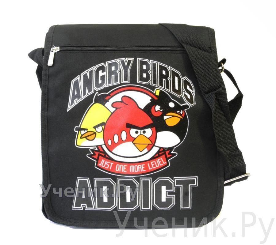Школьная сумка Angry Birds Umit Canta (Турция) 177