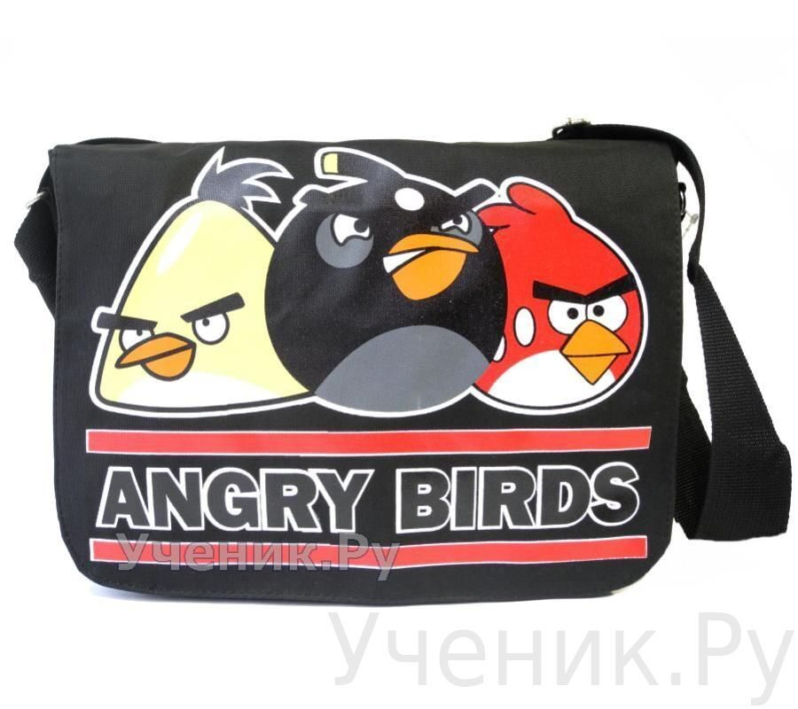 Школьная сумка Angry Birds Umit Canta (Турция) 179