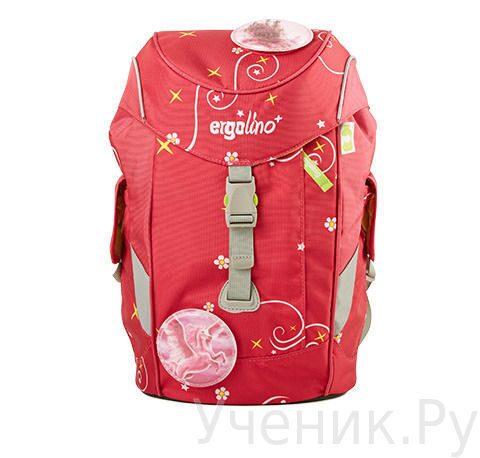 """Детский рюкзак Ergobag для дошкольников модель """"ERGOLINO+"""" Princess розовый Ergobag (Германия) ERL-MAX-001-924"""