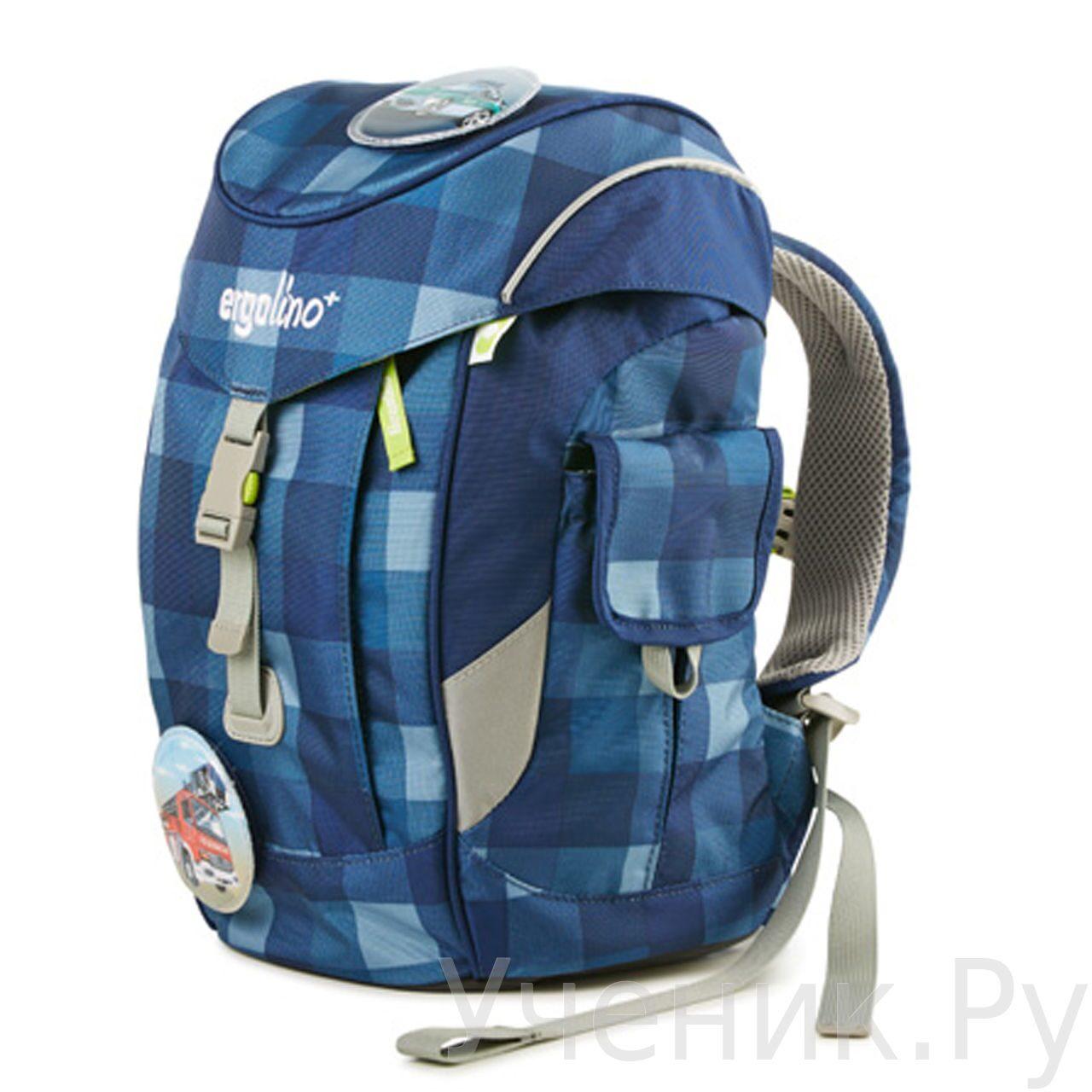 Рюкзак ergobag ergolino рюкзак бобер и кондор