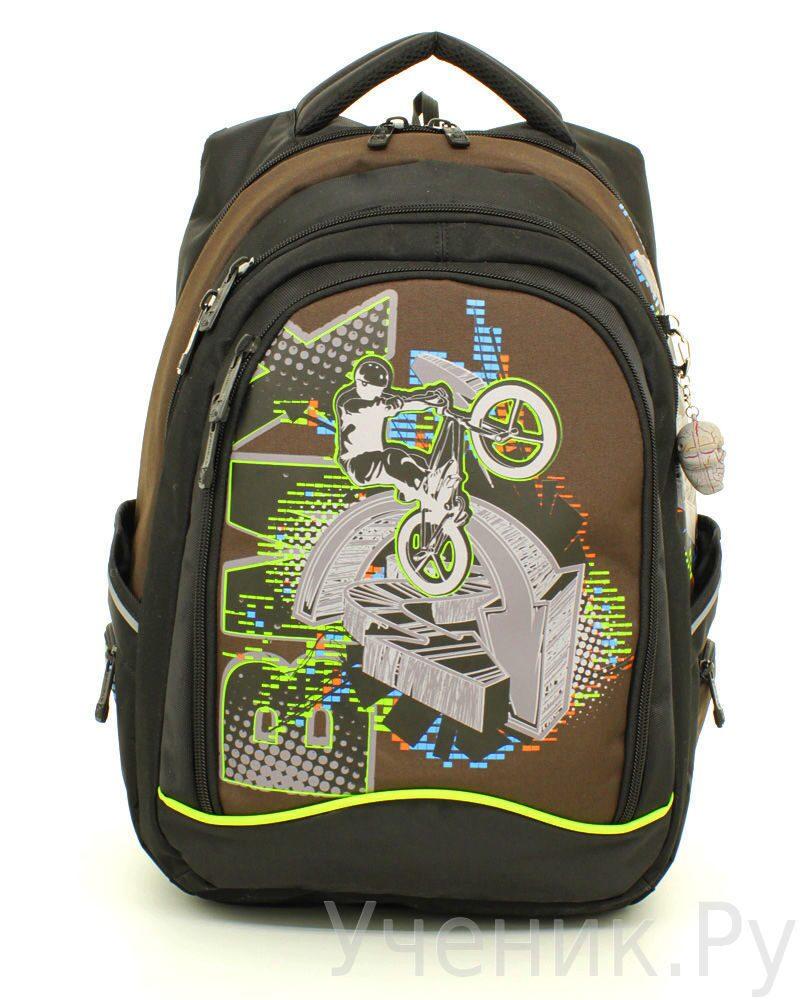 """Школьный рюкзак """"Steiner"""" Moto Extrime 11-202-10"""