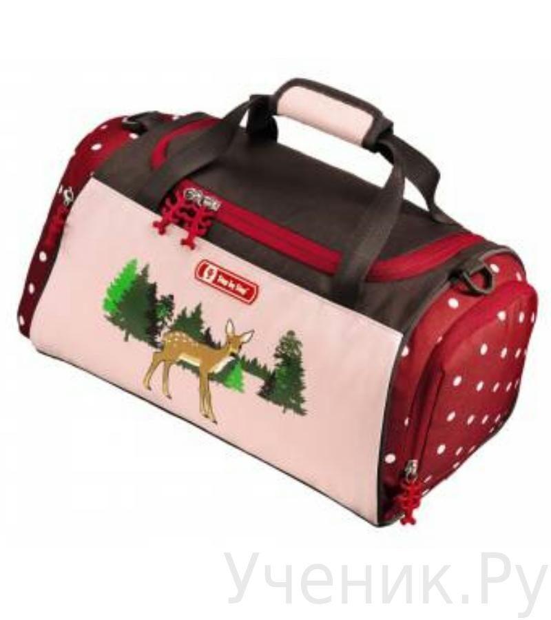 "Спортивная сумка Hama (Хама) ""Lovely Deer"" Hama (Германия) 129082"