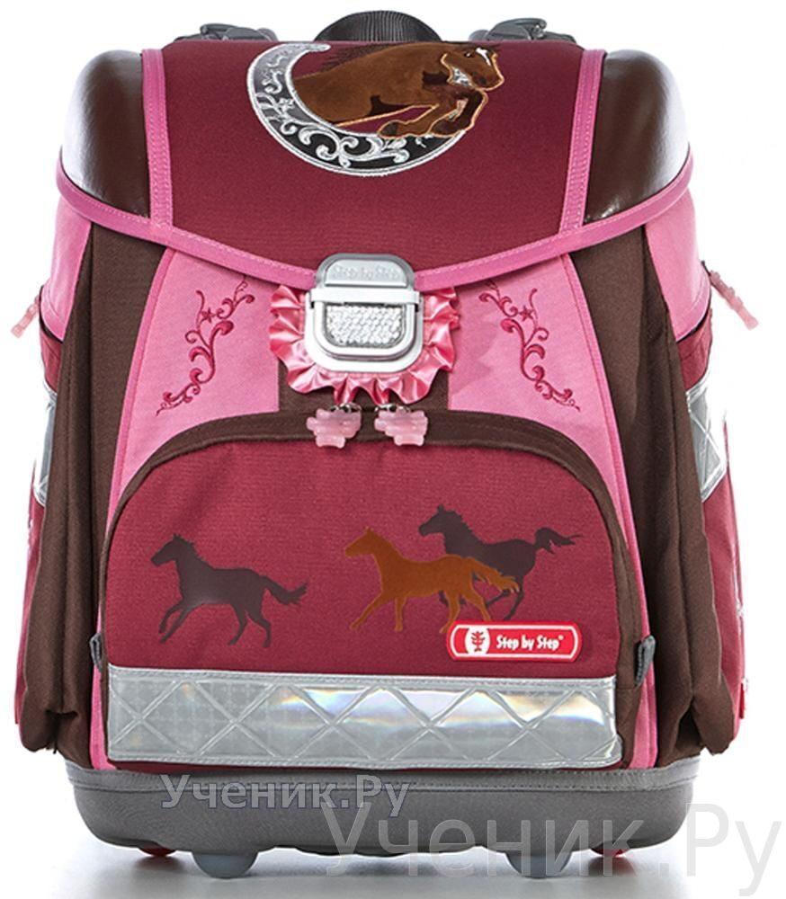 Рюкзак школьный Hama (Хама) Galloping Horse с наполнением Hama (Германия) 119689