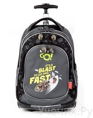 Рюкзак-сумка на колесах энгри бердс интернет магазин с рюкзаком