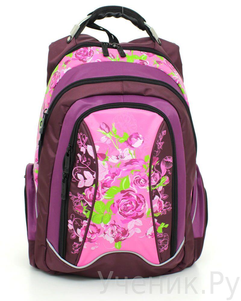 """Школьный рюкзак """"Steiner"""" Beauty Roses 12-252-152"""