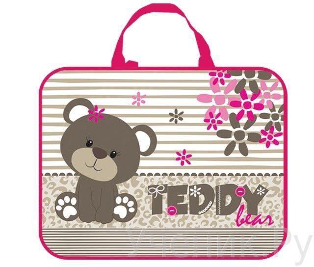 """Папка с ручками Оникс """"Teddy"""" Оникс (Ковров, Россия) ПМД 4-20 47110"""