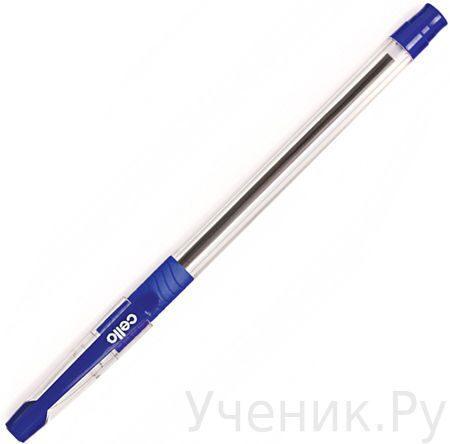 """Ручка шариковая Cello """"Slimo Grip"""" 0.6 мм синяя CELLO (Индия) cello2"""