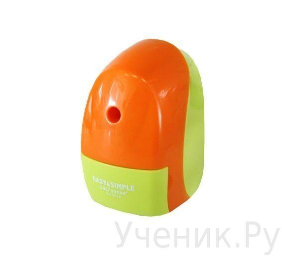 Механическая точилка Deli оранжевая DELI GROUP CO (Китай) E0519