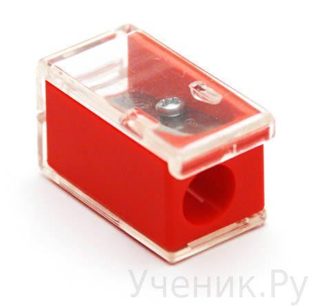 Точилка с контейнером малая для пеналов KUM (Германия) K-Mikro K1