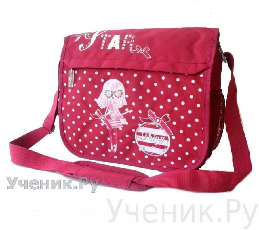 "Школьная сумка LYC SAC ""Red Star Line"" LycSac (Греция) 37065"