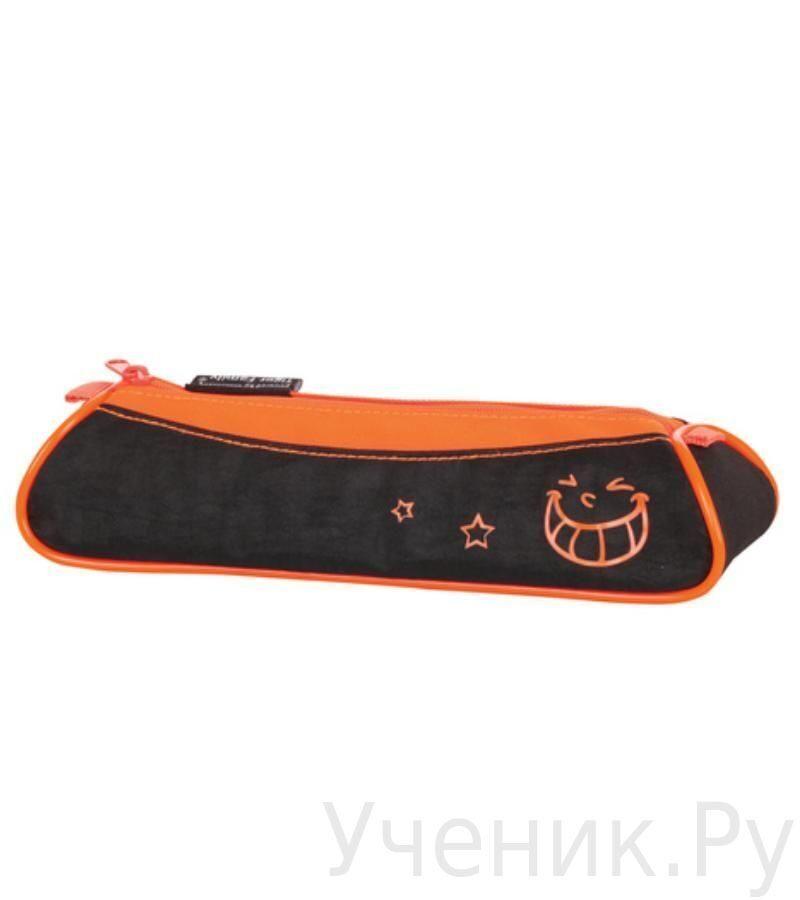 Пенал-косметичка школьный TIGER FAMILY Смайл 226230