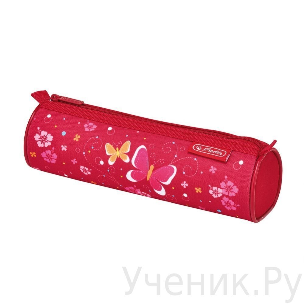 Пенал школьный Herlitz Girls Mix BUTTERFLY Herlitz (Германия) 50008667B