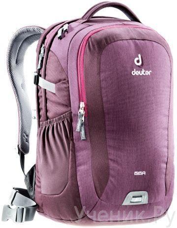 """Молодежный рюкзак Deuter """"Giga"""" черничный Deuter (Германия) 80414-5032"""