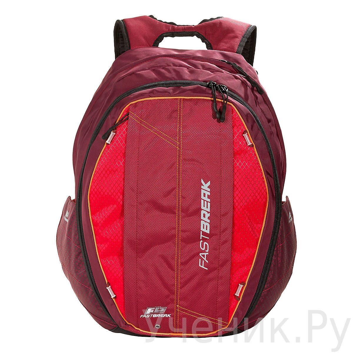 """Школьный рюкзак """"Fastbreak"""" TIC TAC красный Fastbreak (Германия) 127500-252"""