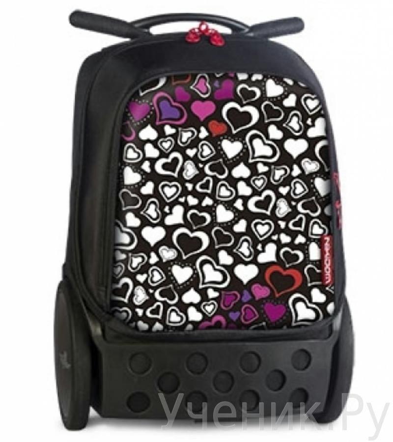 Школьный рюкзак на колесах для мальчиков боевые секционные рюкзаки
