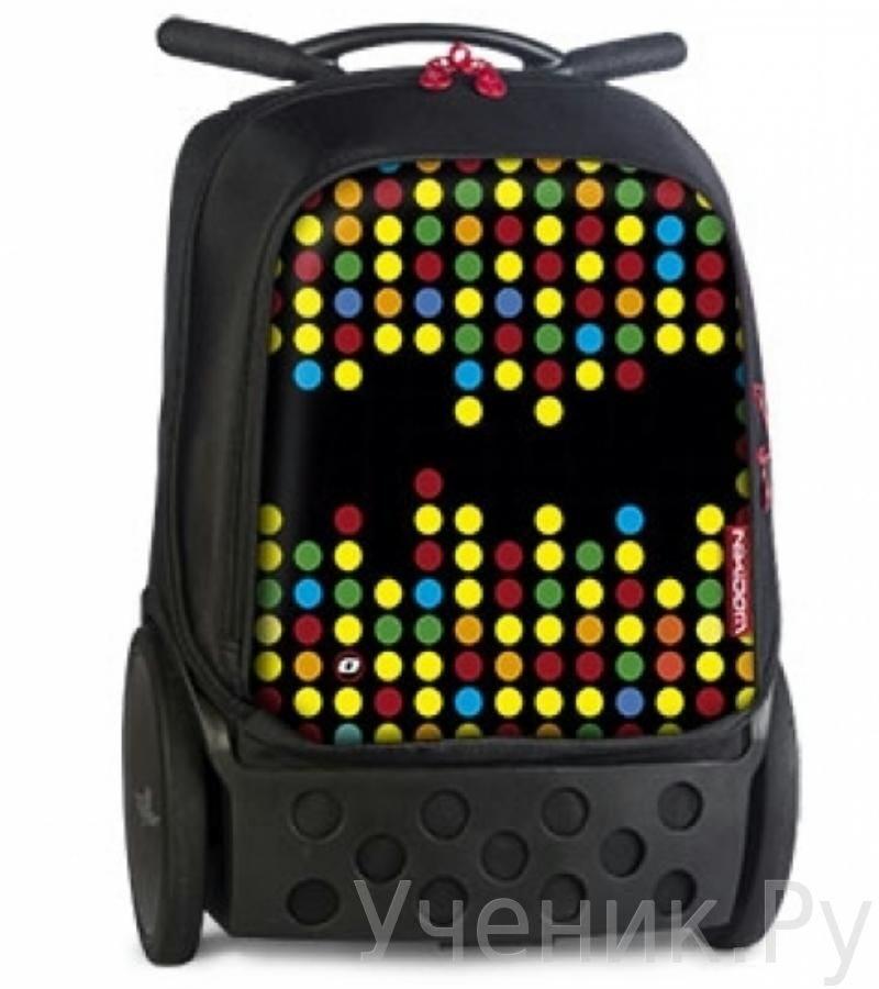 Рюкзаки nikidom на колесах цена чемоданы италия верона