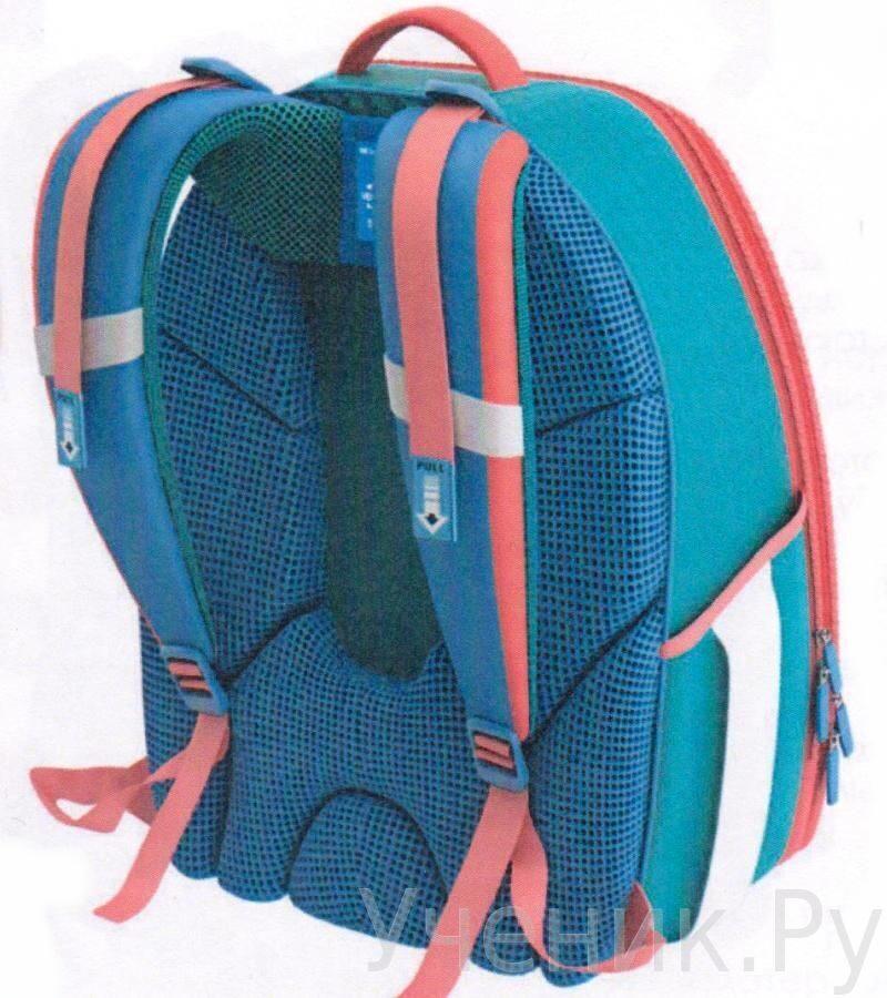 Школьный рюкзак erich krause эрих краузе модные кожаные рюкзаки женские 2014