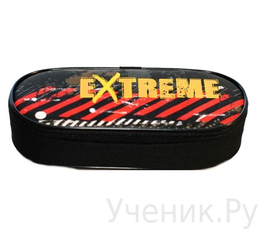"""Пенал школьный ONIX (Оникс) """"Гранж Экстрим"""" Оникс (Россия) ПМ24-20 47199"""