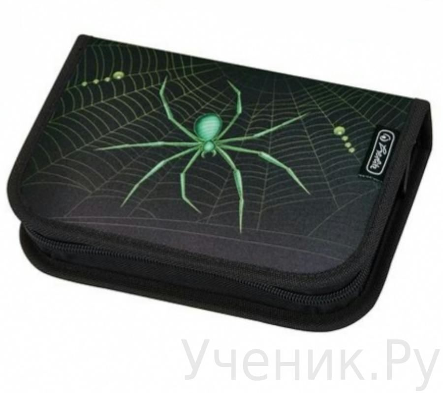 Пенал школьный Herlitz Boys Mix SPIDER (пустой) Herlitz (Германия) 50008513sp