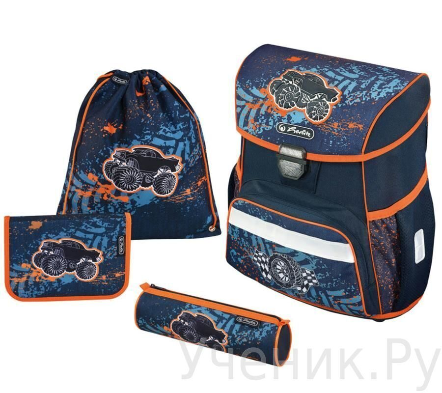 Херцлих рюкзаки рюкзак для пикника с набором посуды на 4 персоны