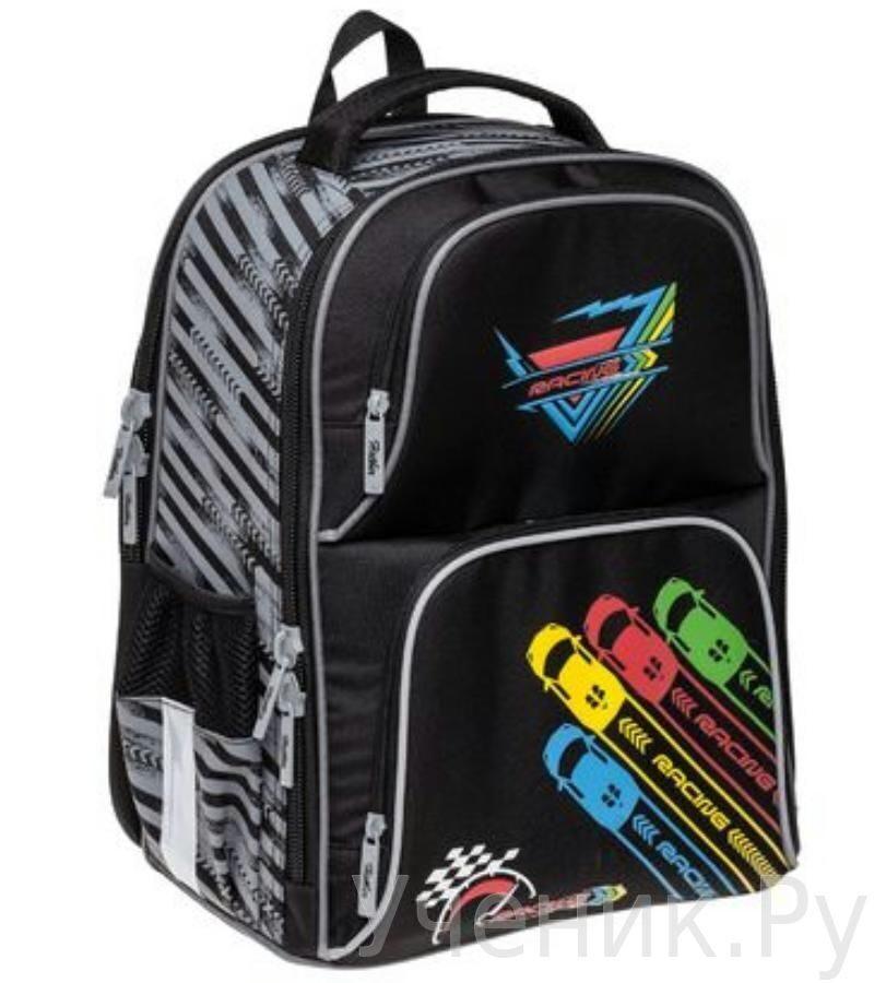 Школьный рюкзак hatber angry birds серый арт nrk_00413 рюкзак manfrotto veloce vii