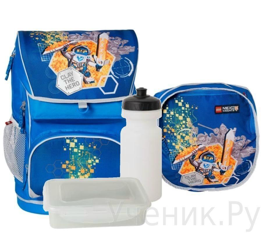 """Школьный рюкзак LEGO модель """"Large School Bag"""" NEXO KNIGHTS Lego (Дания) 20017-1708"""