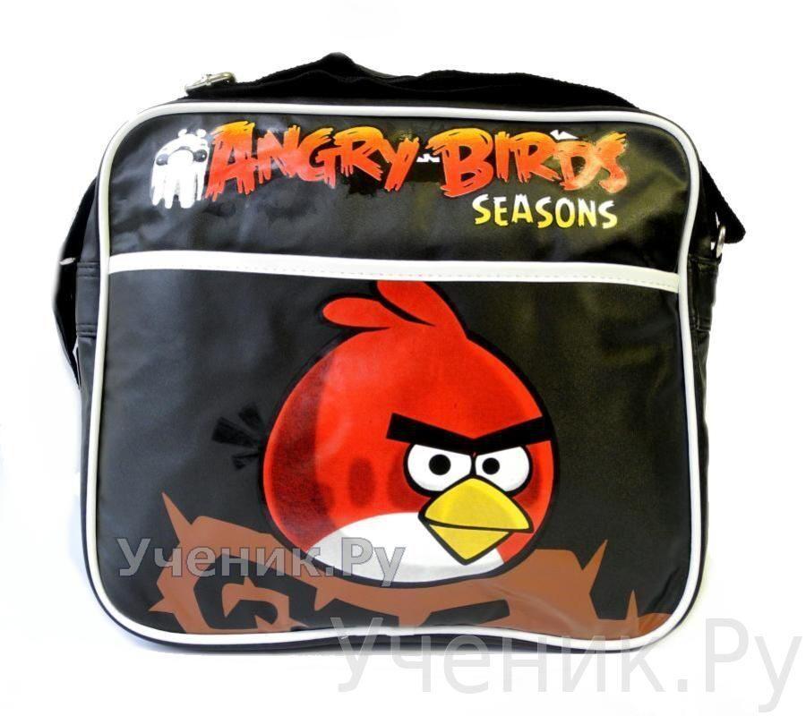 Школьная сумка Angry Birds Umit Canta (Турция) 001