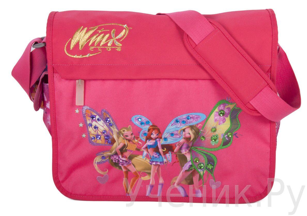 """Школьная сумка LYC SAC """"Winx"""" LycSac (Греция) 13365"""