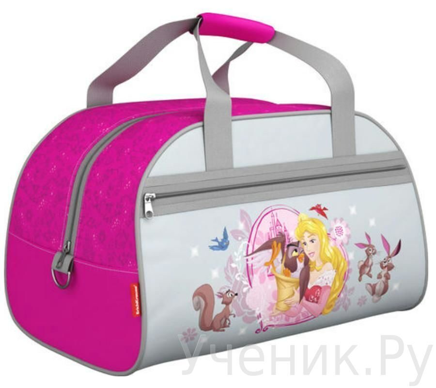 Спортивная сумка Erich Krause PRINCESS DISNEY 42298