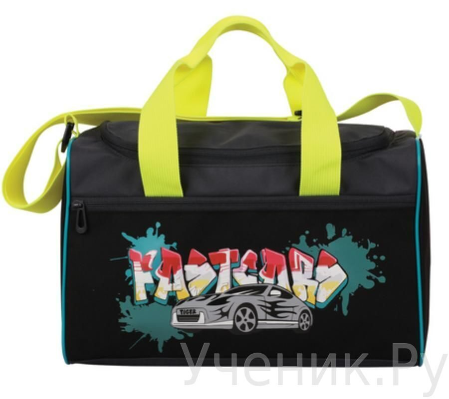 Спортивная сумка TIGER FAMILY (ТАЙГЕР) Дрифт Mc Neill (Германия) 226236